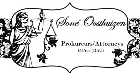 Soné Oosthuizen Attorneys