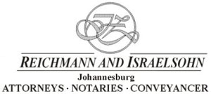Reichmann and Israelsohn