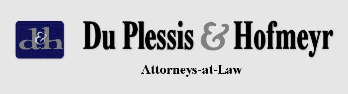Du Plessis & Hofmeyr Inc