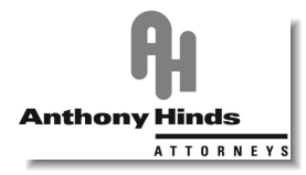 Anthony Hinds Attorneys