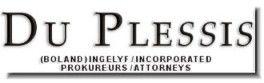 Du Plessis Boland Ing/Inc