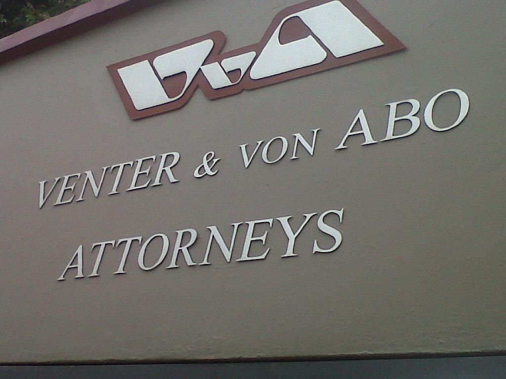 Venter & von Abo Inc.