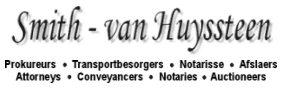 Smith - van Huyssteen