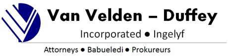 Van Velden-Duffey Inc