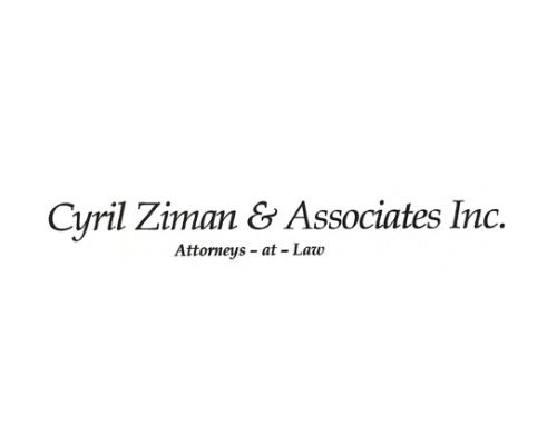 Cyril Ziman & Associates Inc.