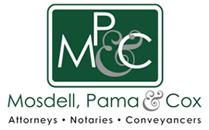 Mosdell, Pama & Cox Attorneys
