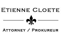 Etienne Cloete