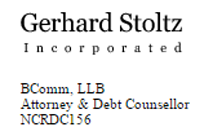 Gerhard Stoltz Incorporated