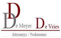 De Meyer De Vries Attorneys