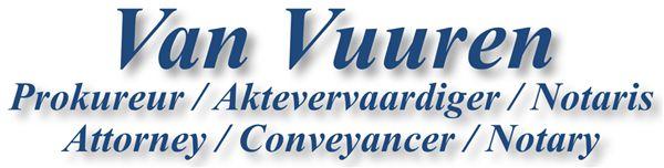 Van Vuuren Prinsloo & Van Wyk