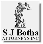 S J Botha Attorneys Inc.